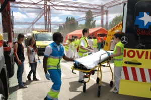 The first TASSICA Days: Care of multiple victims and catastrophes