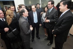 Inauguration of the new headquarters of TASSICA in the VICAM building