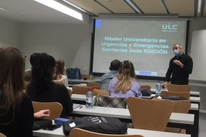 La Universitat Internacional de Catalunya UIC Barcelona junto con TASSICA Emergency Training & Research inaugura la segunda edición del Máster Universitario en Urgencias y Emergencias Sanitarias.